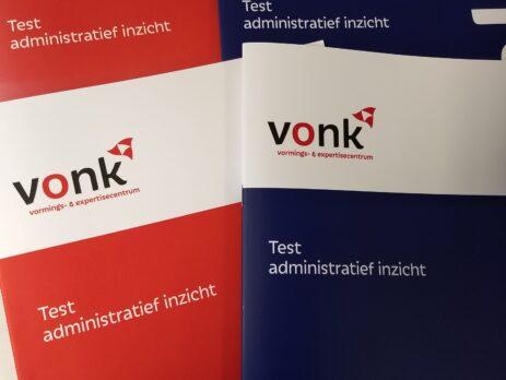 Nieuwe administratieve test ontwikkeld en goedgekeurd