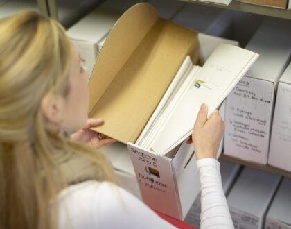 Leertraject opmaak calamiteitenplan voor archieven van lokale besturen