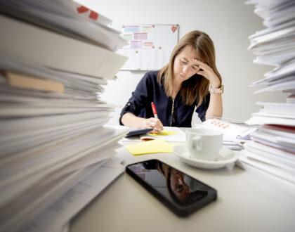 Preventief omgaan met stress en burn-out voor leidinggevenden
