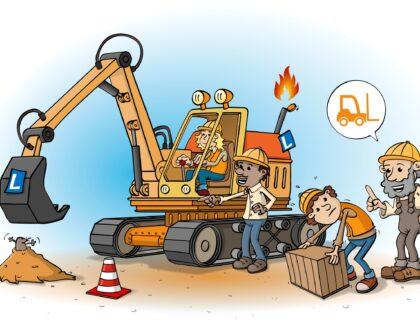 Verreiker besturen - hernieuwing attest