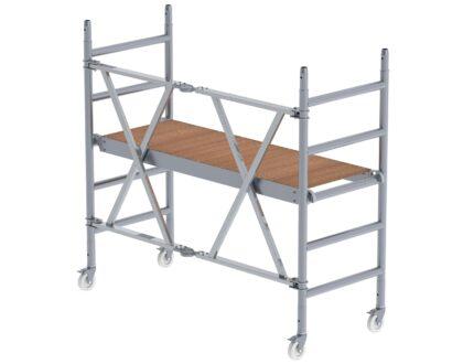 Veilig werken op hoogte – Module 1: Gebruiker ladder en rolsteiger
